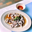 Baby Octopus in Soy Sauce