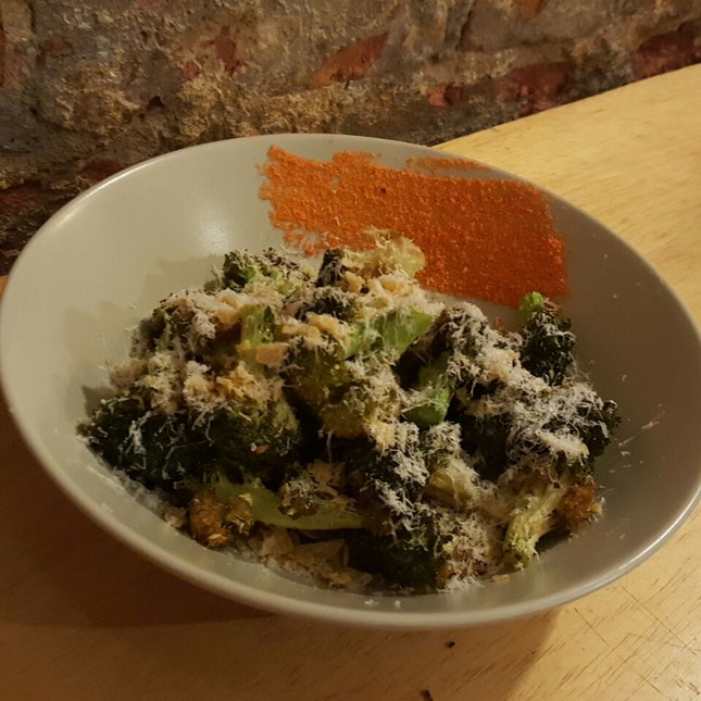 Aburi Broccoli salad