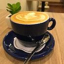 Cozy Cafe. Quaint.
