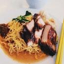 Wanton Noodle ($5)