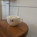 Vanilla Bean Latte (RM14.50).