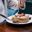 Lemon Ricotta Pancake (RM18)