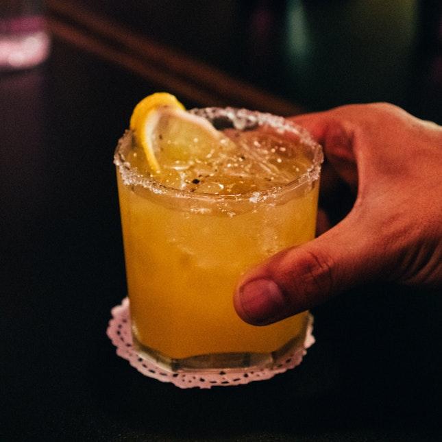 Sake Lemonade (RM26)