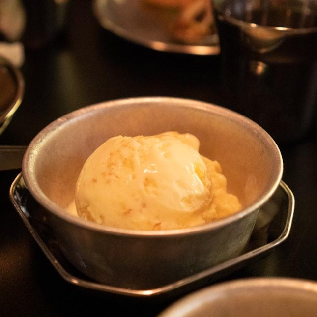 Lemon Ginger Sorbet (RM10)