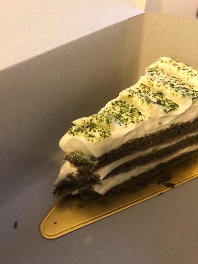 Matcha Chestnut Cake (RM15.90)