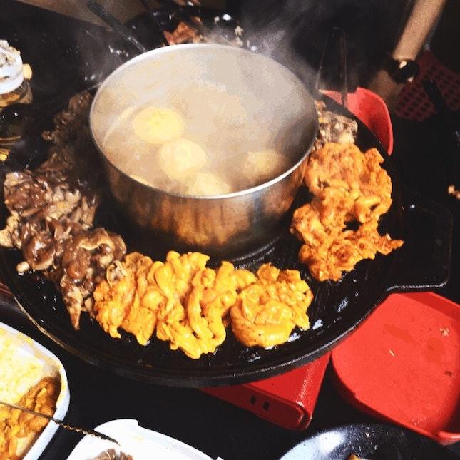 Halal Steamboat Buffet 💕