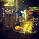 #Melon & #mangosteen #tea #tcc