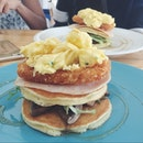 Savory Pancake