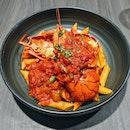 Lobster Penne Pasta