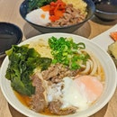 Had this 1-1 bowl of Udon Goodness with burpple beyond just before the lockdown activated...