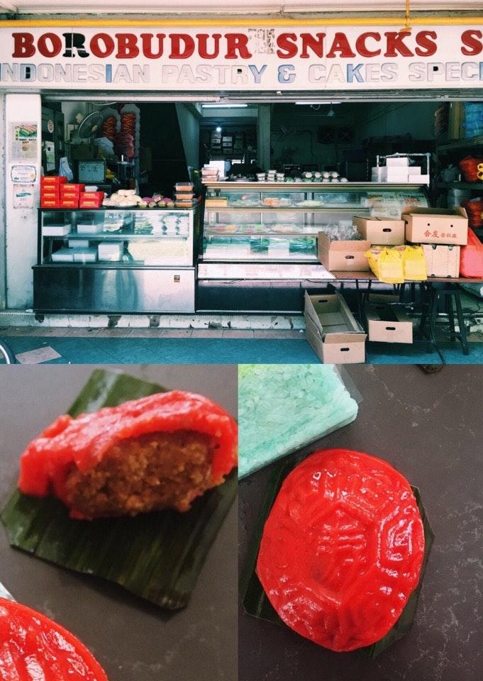 Red Tortoise Cakes