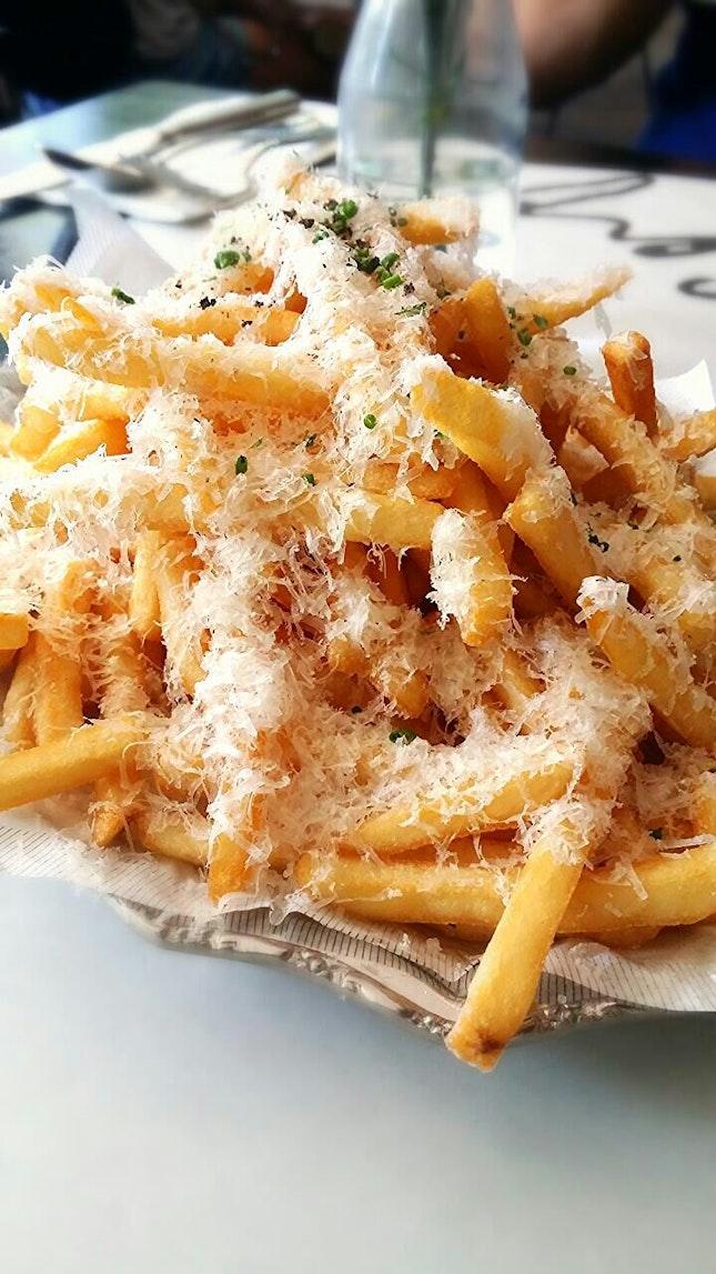 P.S Truffle Fries