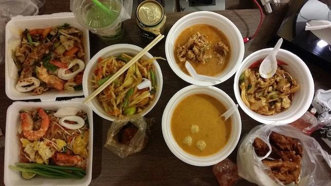 Street Food Hopping In Bangkok