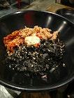 Tuna and Kimchi Rice