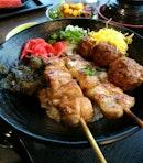Kushiyaki Don Set