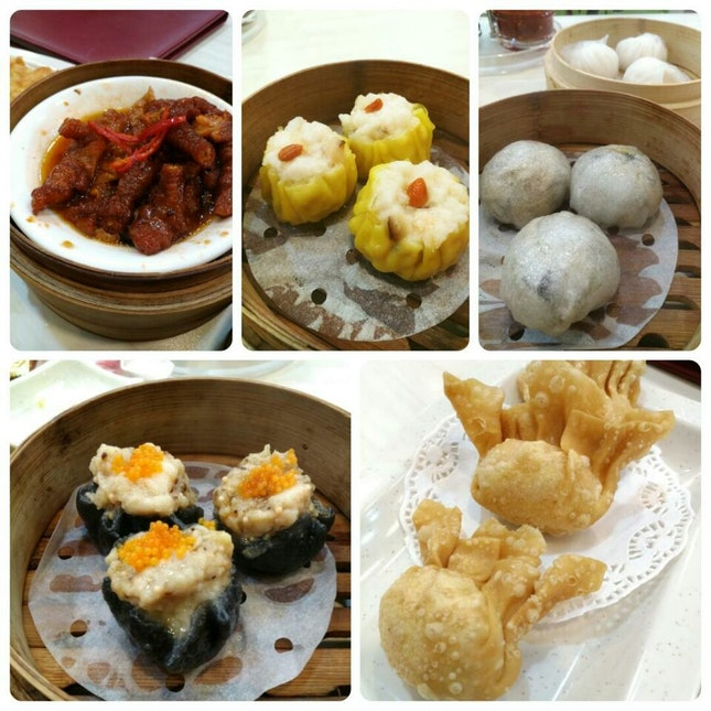 Reasonably priced dim sum of decent quality
