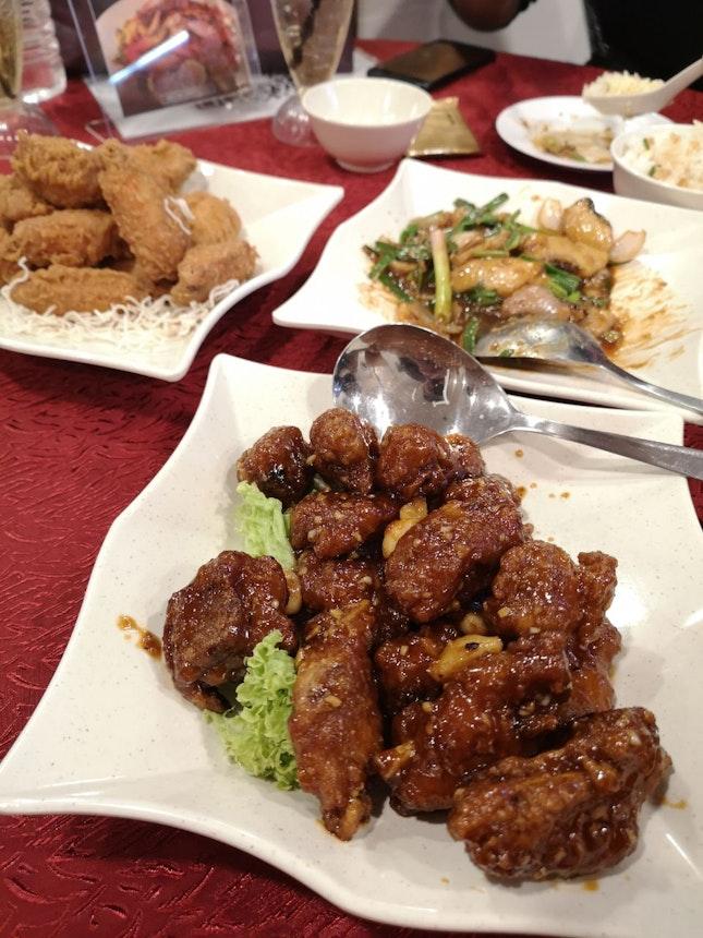 Homely Restaurant Good For Family Gathering!