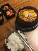 Hoodadak Korean Fusion Dining Room