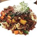 redrice at $18 #healthyfood #eatclean #vegetarian #burpple