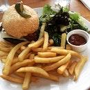 Picotin burger.