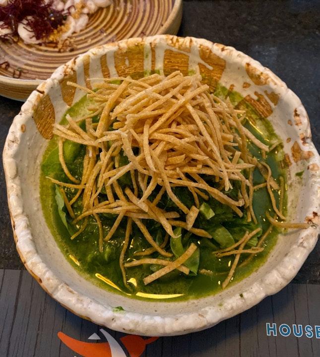 Ceviche Verde ($28)