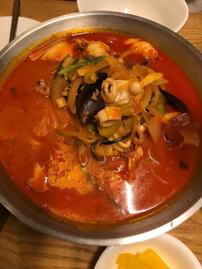 한국음식!!