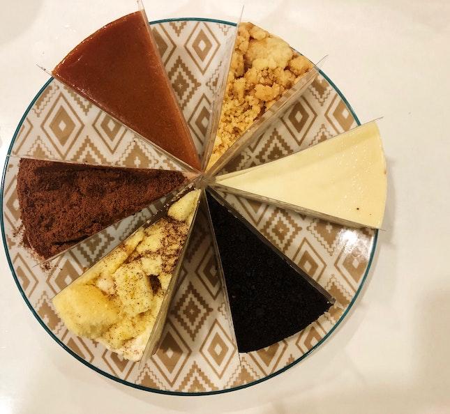Cheesecakes Galore