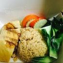 Vegan Chicken Rice