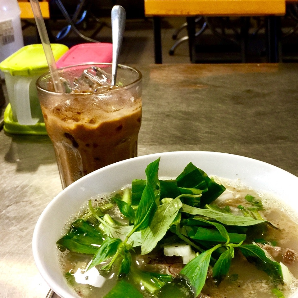 Beef Pho...the Authentic Vietnamese Style