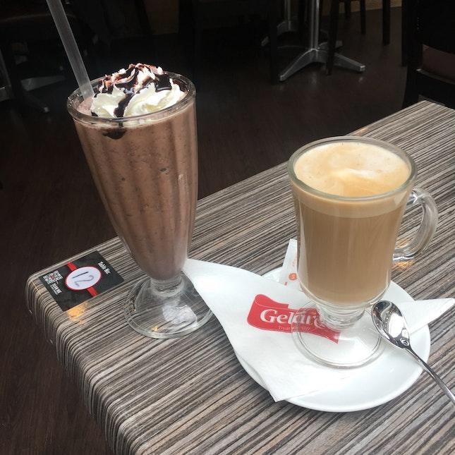 Frappe & Latte