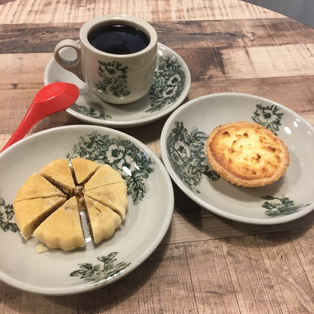 Hainanese Biscuits