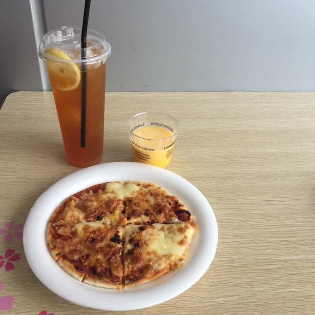 Hawaii Pizza Set