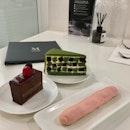 Cakes & Eclair