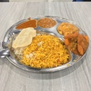 Vegetarian Briyani