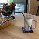 Iced Lemongrass Drink