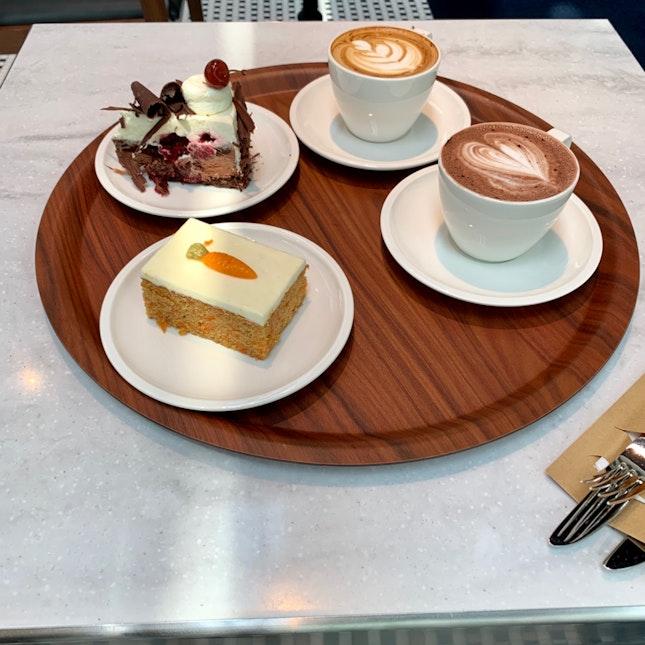 Dessert & Beverage