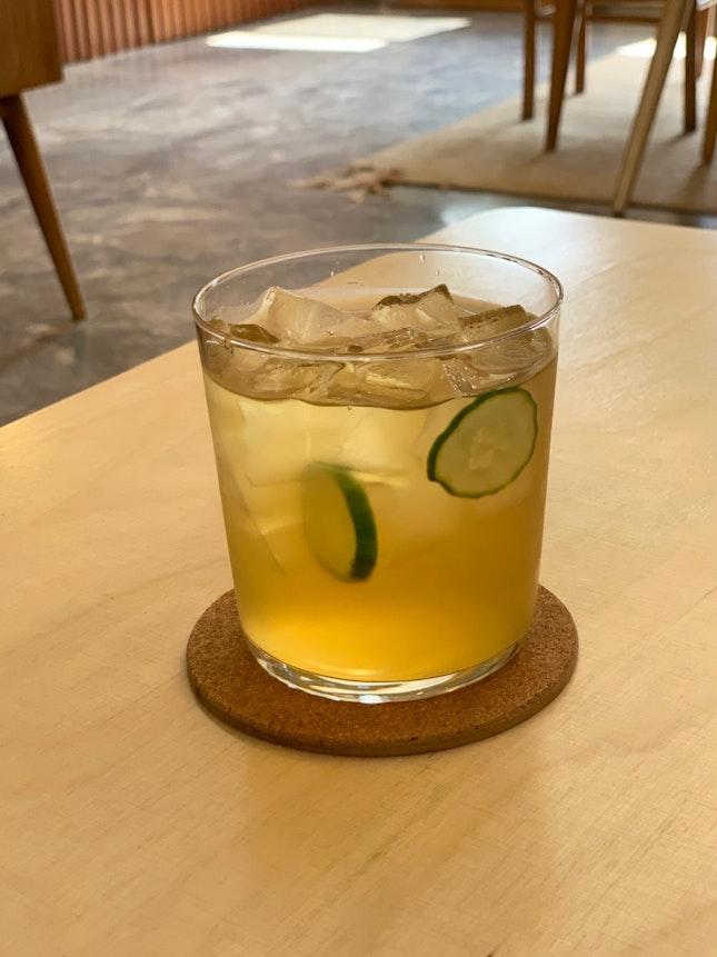 iced lemon thyme