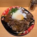 Wagyu Sukiyaki Don