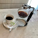 Freshly Brewed Syphon Coffee