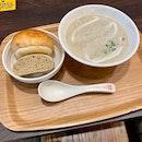 Medium Soup & Mini Bun