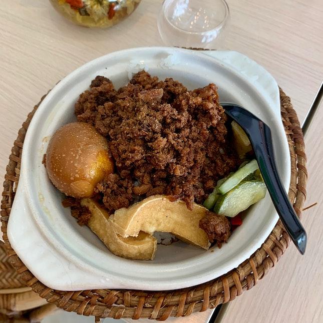 Braised Pork Rice