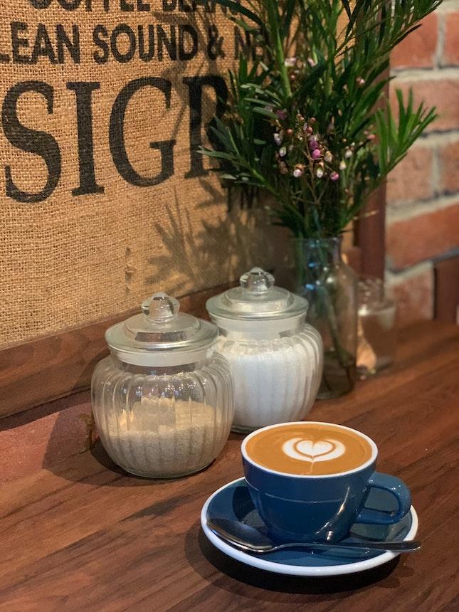 Hot Brewed Gourmet Coffee