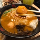 Lobster Ramen With Lobster Balls