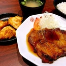 #chickenteriyaki & fried dumpling #burpple #yummy #delish #foodism #foodpic #foodshare #singaporefoodie #foodaffair #singaporefoodhunt #singaporefoodies #singaporefoodplaces #singapore #igsg #instafood #instadaily #instagramsingapore #eat #sgmakan #sgfoodies #instafood #igsg #exploresingapore #umami #foodporn #foodielove #foodstagram #iphonefood #osakaohsho