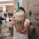 📍 Starbucks (Eastpoint Mall)⚊Featuring Irish Cream Coffee Pudding ($9.40) from Starbucks!