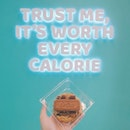 Trust me, it's worth every calorie 🍪F I N A L L Y made it to nasty cookie (not sure why it took me so long 🤭)!