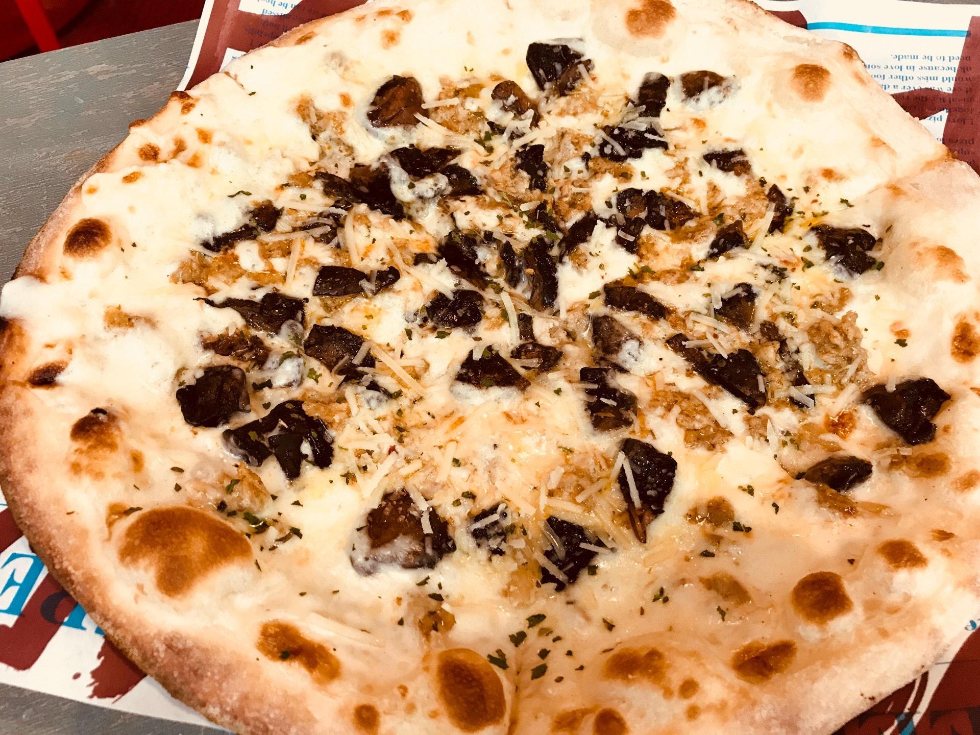 Alt. Pizza (Suntec City)