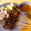 Fu Dao Home Made Satay (Old Airport Road Food Centre)