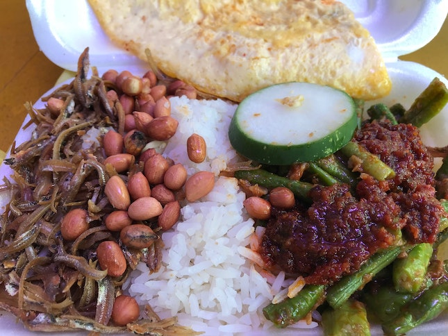 Good Enough Nasi Lemak