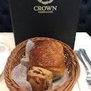 Choc Croissant Tea Set